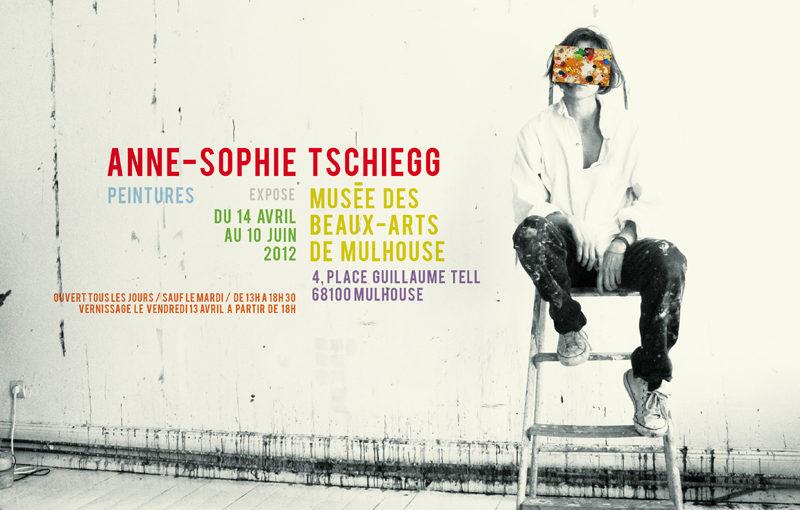Anne-Sophie Tschiegg au musée des Beaux Arts de Mulhouse