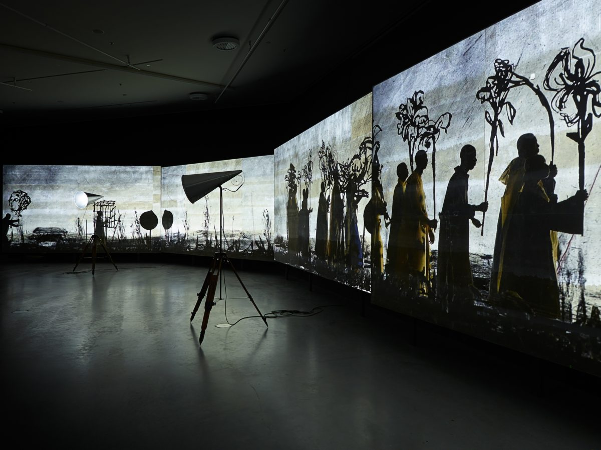 William Kentridge A Poem That Is Not Our Own