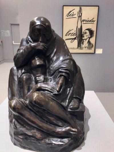 Käthe Kollwitz, figure de l'expressionnisme allemand