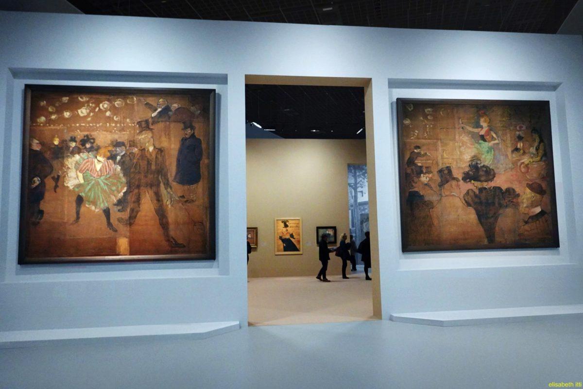 Toulouse-Lautrec Résolument moderne