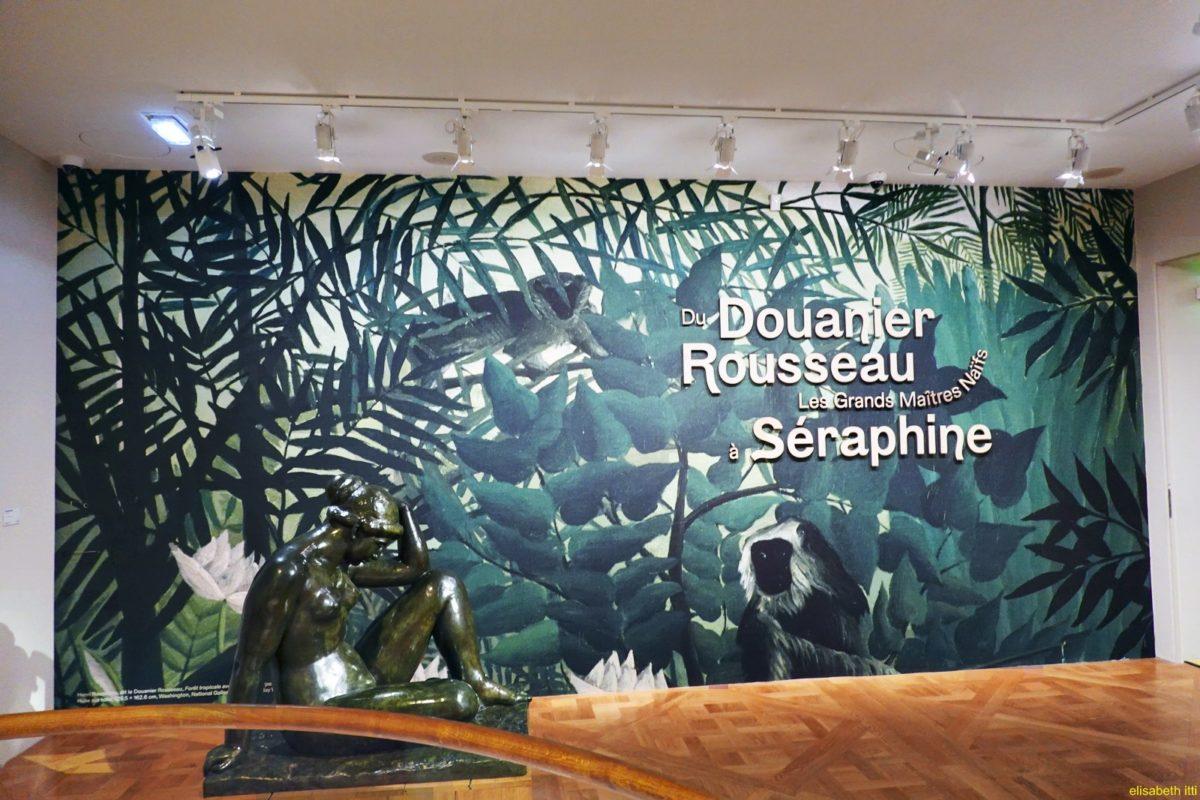 Du Douanier Rousseau à Séraphine, les grands maîtres naïfs