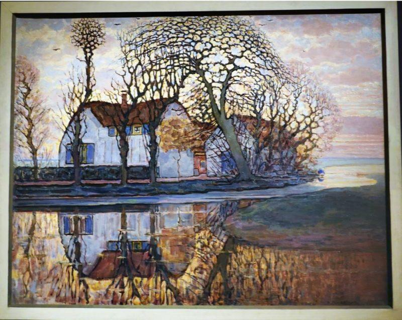 La peinture figurative de Piet Mondrian