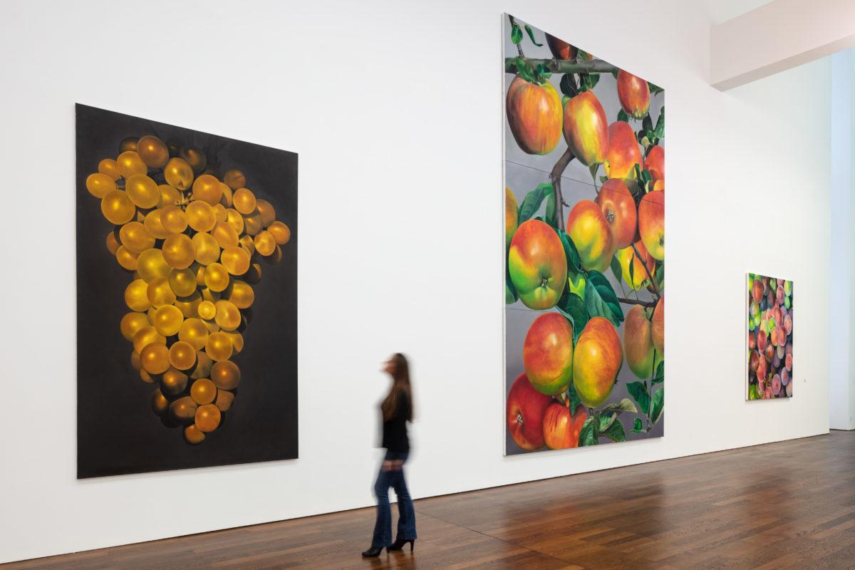 Karin Kneffel au musée Frieder Burda