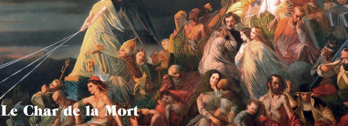 Le Char de la mort, Emmanuel Honegger.