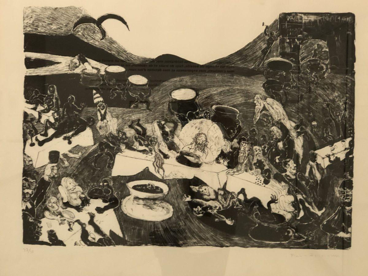 Friedrich Dürrenmatt. La satire dessinée