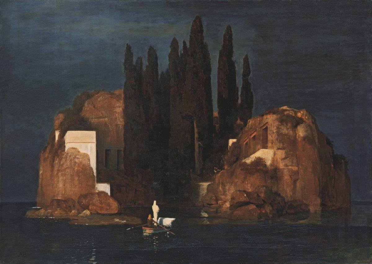 « L'Île des morts » d'Arnold Bocklin