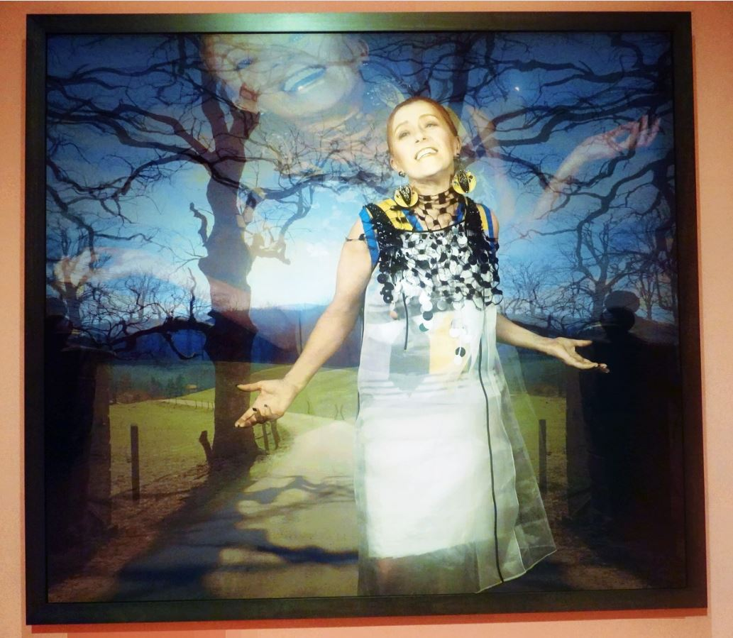 Cindy Sherman à la Fondation Louis Vuitton
