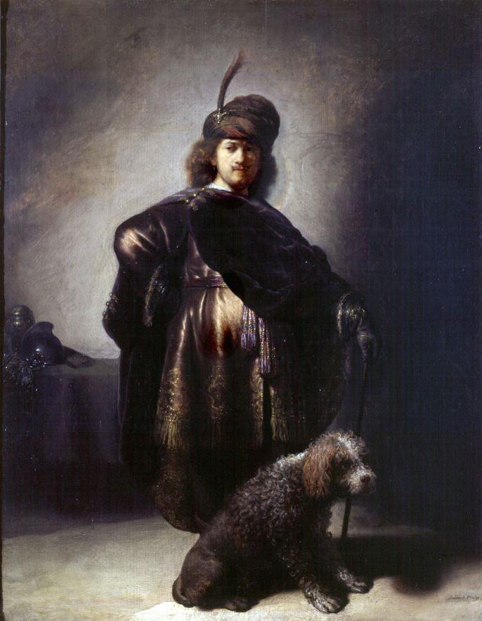 Rembrandt, la Pièce aux cent florins