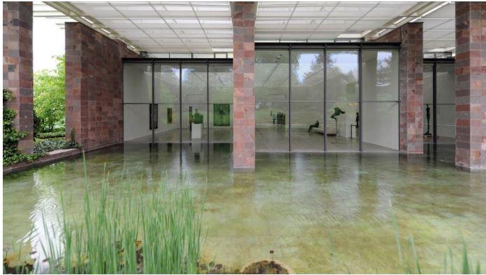 La Fondation Beyeler a rouvert ses portes au public