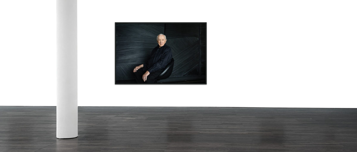 Le noir insondable, ultime – Pierre Soulages,