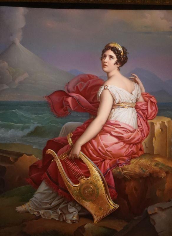 Peintres femmes,1780-1830